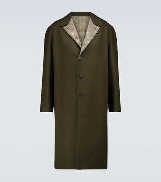 Maison Margiela Single-breasted overcoat
