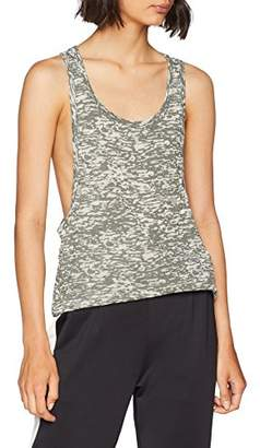 Melange Home Urban Classic Women's Burnout Loose Sports Tank Top