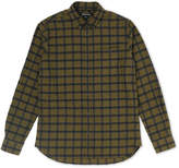 Whistles Essential Textured Check Shirt