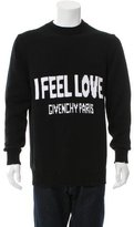 Givenchy Intarsia Crew Neck Sweater w/ Tags