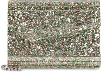 Jimmy Choo Candy Glitter Box Clutch