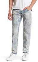 True Religion Flap Pocket Washed Skinny Jean