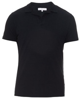 Orlebar Brown Felix Cotton-piqué Polo Shirt