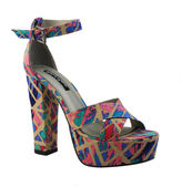 Michael Antonio Tulip Womens Mary Jane Shoes