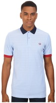 Fred Perry Color Block Pique Shirt