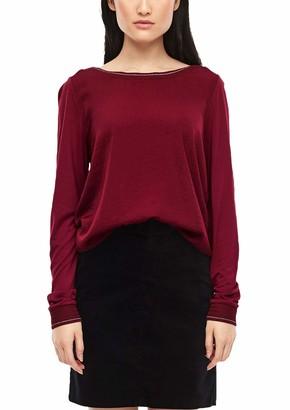 S'Oliver Women's 14.911.31.6796 Longsleeve T-Shirt