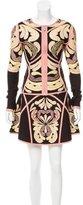 Herve Leger Bandage Skirt Suit w/ Tags