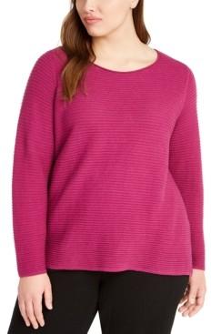 Eileen Fisher Plus Size Sweater