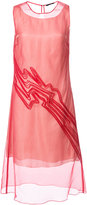 Maiyet layered dress - women - Silk - 00