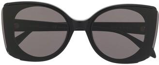 Alexander McQueen Eyewear Outstanding lenses sunglasses