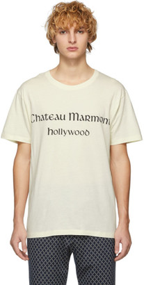 Gucci Off-White Chateau Marmont T-Shirt