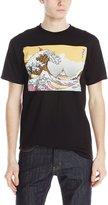 Neff Men's Sundae Tsunami T-Shirt
