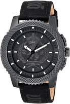Ecko Unlimited Men's E11596G3 Cloth Analog Quartz Watch with Dial