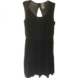 Dress Gallery Black Silk Dress for Women