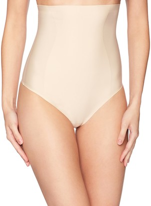 Yummie Women's Hidden Curve High Waist Firm Control Shapewear Thong