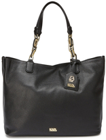 Karl Lagerfeld Women's K/Grainy Hobo Bag Black