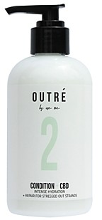 OUTRE Daily Repair Conditioner + Cbd 8 oz.