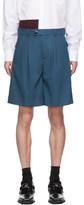 Namacheko Blue Taala Shorts