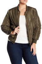 Jolt Bomber Jacket (Plus Size)