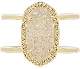Kendra Scott Elyse Ring in Metallic Gold. - size 6 (also in )