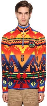 Polo Ralph Lauren Printed Techno Sweatshirt