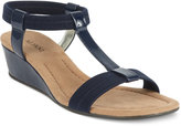 Alfani Women's Voyage Wedge Sandals, Only at Macy's