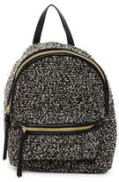 T-Shirt & Jeans Tweed Backpack