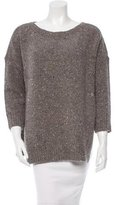 Inhabit Wool & Cashmere-Blend Oversize Sweater w/ Tags