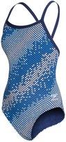 Speedo Youth Endurance + Razor Dot Flyback Training Swimsuit 8114570