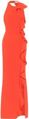 Rebecca Vallance Galerie crApe gown