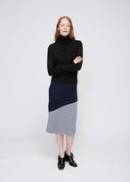 J.W.Anderson Black Triple Layer Dress