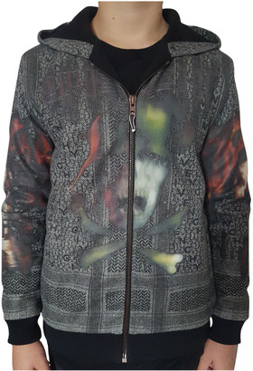 Givenchy Anthracite Wool Knitwear & Sweatshirts