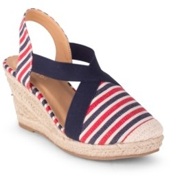 Wanted Essex Women's Closed Toe Wedge Sandal Women's Shoes