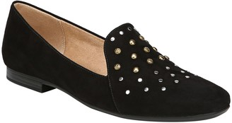 Naturalizer Low-Heel Slip-On Loafers - Emiline4 with Studs