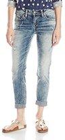 Silver Jeans Women's Boyfriend Short