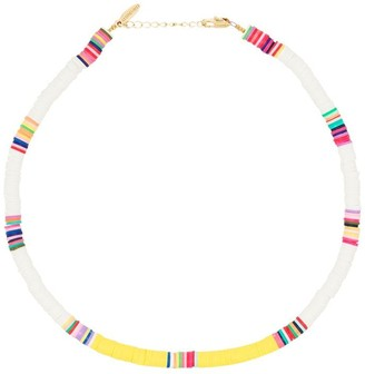 ALLTHEMUST Gold-Plated Beaded Necklace