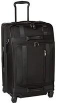 Tumi Merge Short Trip Expandable 4 Wheel Packing Case (Black) Luggage