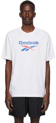 Reebok Classics Grey Classic Vector T-Shirt