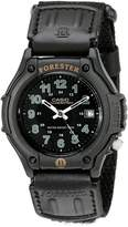 Casio Men's FT500WV-1BV Electro-Luminescent Forester Analog Sport Dial Watch