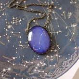 JuJu Treasures Scorpio Zodiac Constellation Necklace