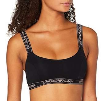 Emporio Armani Women's Bralette Bra Bralet,(Size: X-Small)