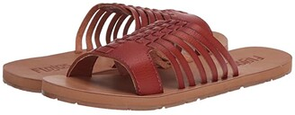 Flojos Luciana (Tan) Women's Sandals