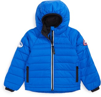 Canada Goose Bobcat Water Resistant Hooded Down Jacket