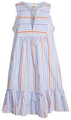 Lemlem Striped Bahiri Mini Dress
