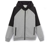 La Redoute Collections Two-Tone Hoodie 10-16 Years