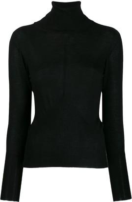 Lorena Antoniazzi cashmere turtleneck sweater