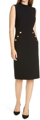 Judith & Charles Valentina Sheath Dress
