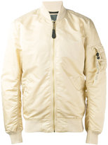 Alpha Industries bomber jacket - men - Nylon - L
