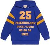 Thumbnail for your product : Gucci Children's 1921 'Friendology' sweatshirt