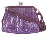 Judith Leiber Sequin Evening Bag